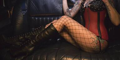 Prostituierte Hure