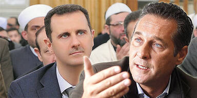 Strache / Assad