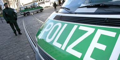 Polizei Bayern München Deutschland