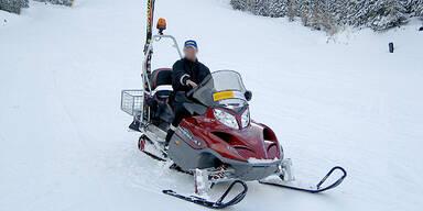 Schneemobil Ski Doo