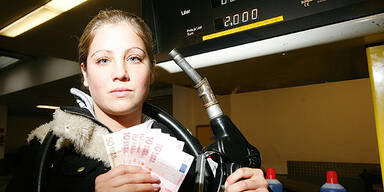 Benzinpreis Sprit 2 €/l