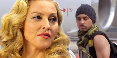 Madonna Toyboy Brahim Zaibat