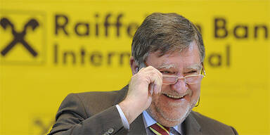 RBI Raiffeisen International / Herbert STEPIC