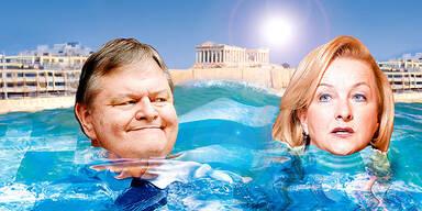 Griechenland Fekter