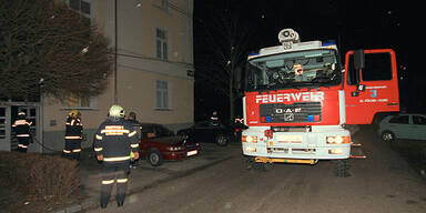 Feuerteufel legt 9 Brände in St. Pölten