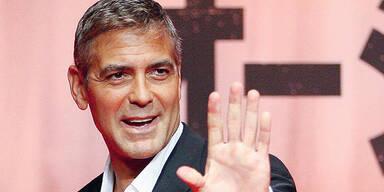 """Clooney: """"Ich ließ meine Hoden glattbügeln"""""""