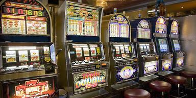 Casino Glücksspiel Einarmiger Bandit