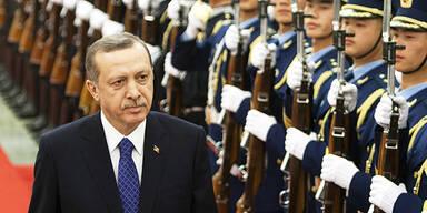 Recep Tayyip Erdogan / China