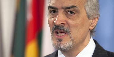 Bashar Ja'afari, syrischer UNO-Botschafter