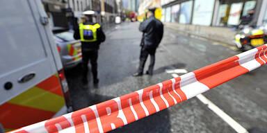Irre Geiselnahme schockt London