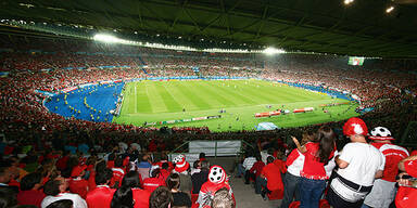 Fußball Stadium