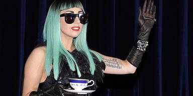 Lady Gaga Teetasse