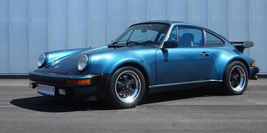 Porsche Turbo 911 / Bill Gates