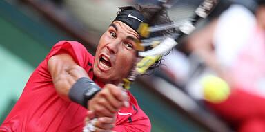 Nadal ohne Satzverlust im Paris-Achtelfinale