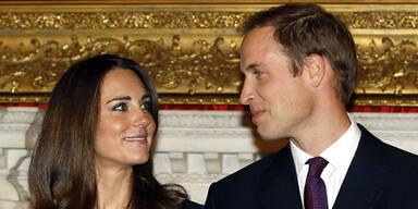Kate & William GB