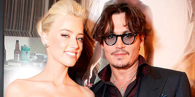 Johnny Depps flotter Dreier mit Amber Heard