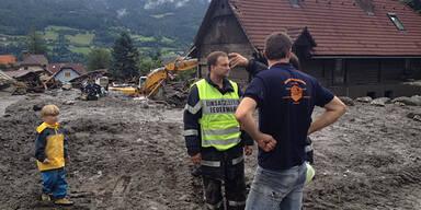 St. Lorenzen: Häuser in