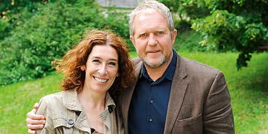 Adele Neuhauser (Bibi Fellner), Harald Krassnitzer (Moritz Eisner)