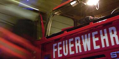 Klosterneuburg: Brand in Altersheim