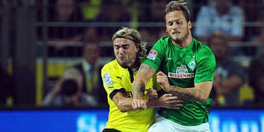 Dortmund Bremen Arnautovic