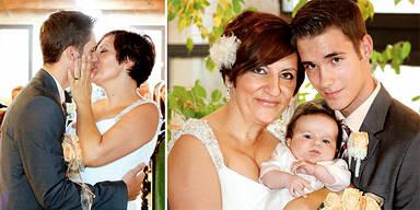 Renate Ervin Hochzeit