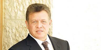 Abdullah II. Jordanien