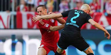 München Hoffenheim Ribery