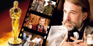 Christoph WALTZ / Django Unchained / Oscar