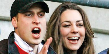 Kate Middleton & Prinz William