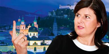 Gabi BURGSTALLER / Salzburg