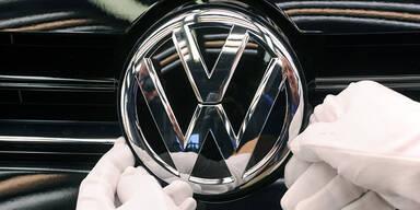 Volkswagen Logo Themenbild