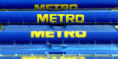Gewinneinbruch bei Handelsriese Metro