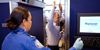 Aus für Ganzkörper-Scanner auf US-Flughäfen