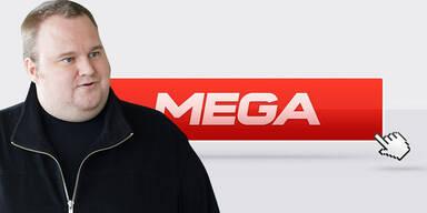 Kim Dotcom MEGA