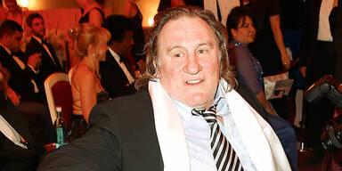 Gerard Depardieu / SemperOpernball