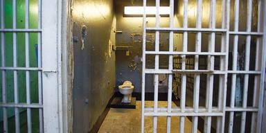 Gefängnis Zelle