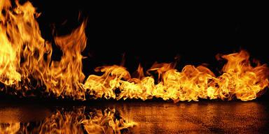 Flamme Feuer Brand