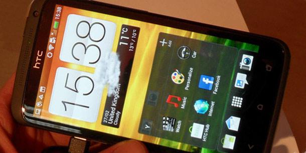 MWC 2012 / HTC One X