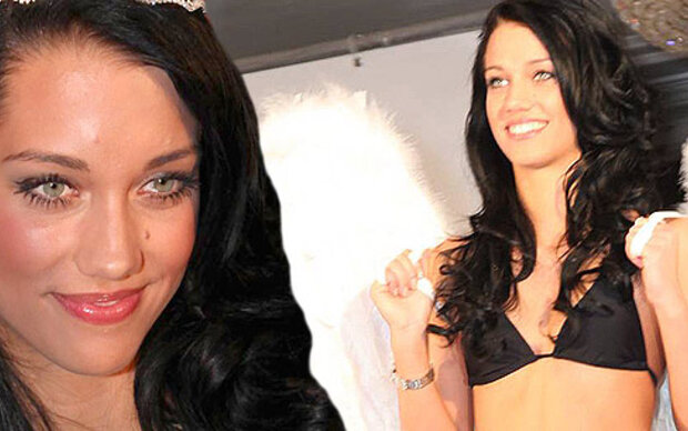 Jenny Bensenyei ist Miss Vienna 2012