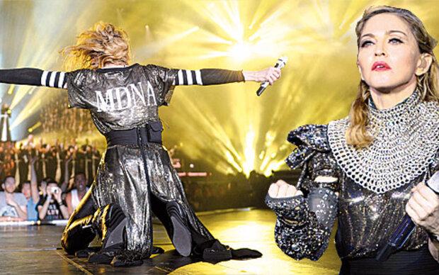 Madonna: Austro-Kristalle für Pop-Ikone