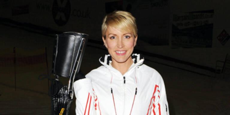 Heather Mills: Reha in Klagenfurt