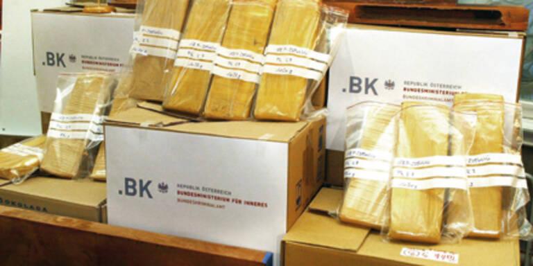 Justizbeamter zweigte kiloweise Drogen ab