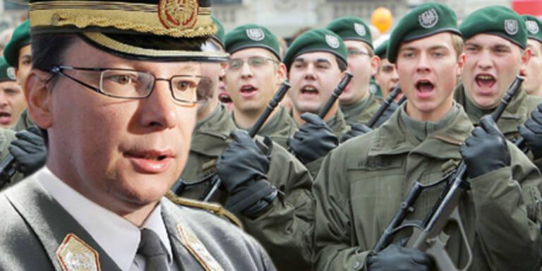 Wieder Koalitions-Streit um Wehrpflicht