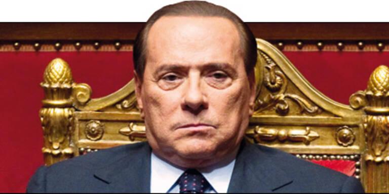 Berlusconi will Gaddafi zum Exil überreden