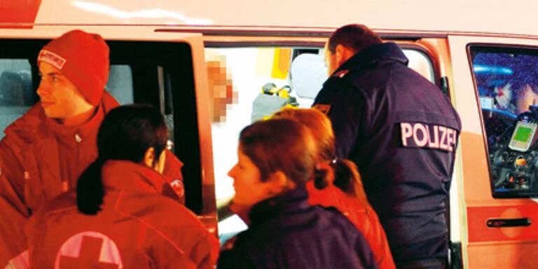 Frau stirbt nach Sturz in Jauchegrube
