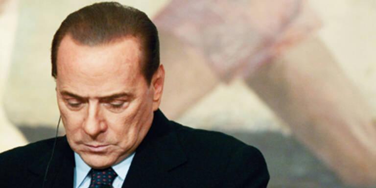 Berlusconi kommt Montag nicht zum Gericht