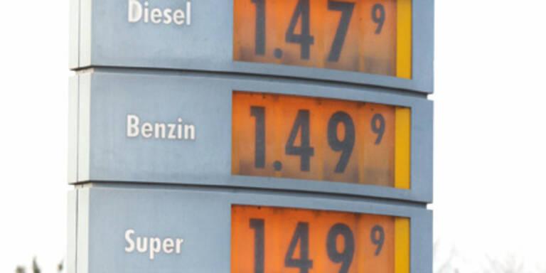 Schock: Benzin kostet 1,50 Euro
