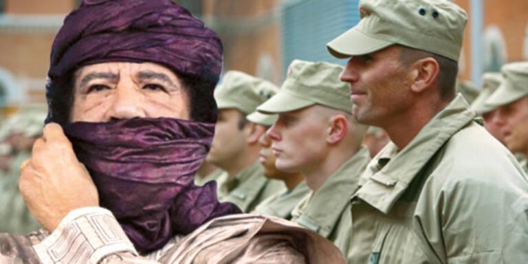 Österreich-Soldaten nach Libyen?