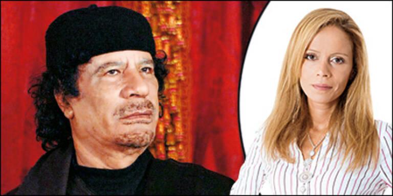 """Isabelle Daniel: """"Ich traf Gaddafi"""""""