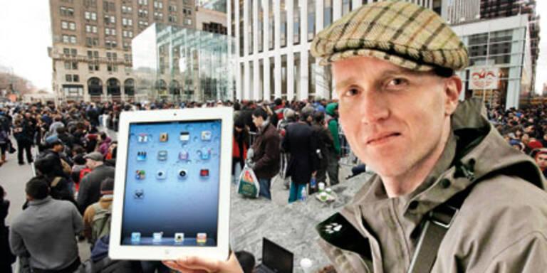 Ich bin der erste ZweiPad-Käufer